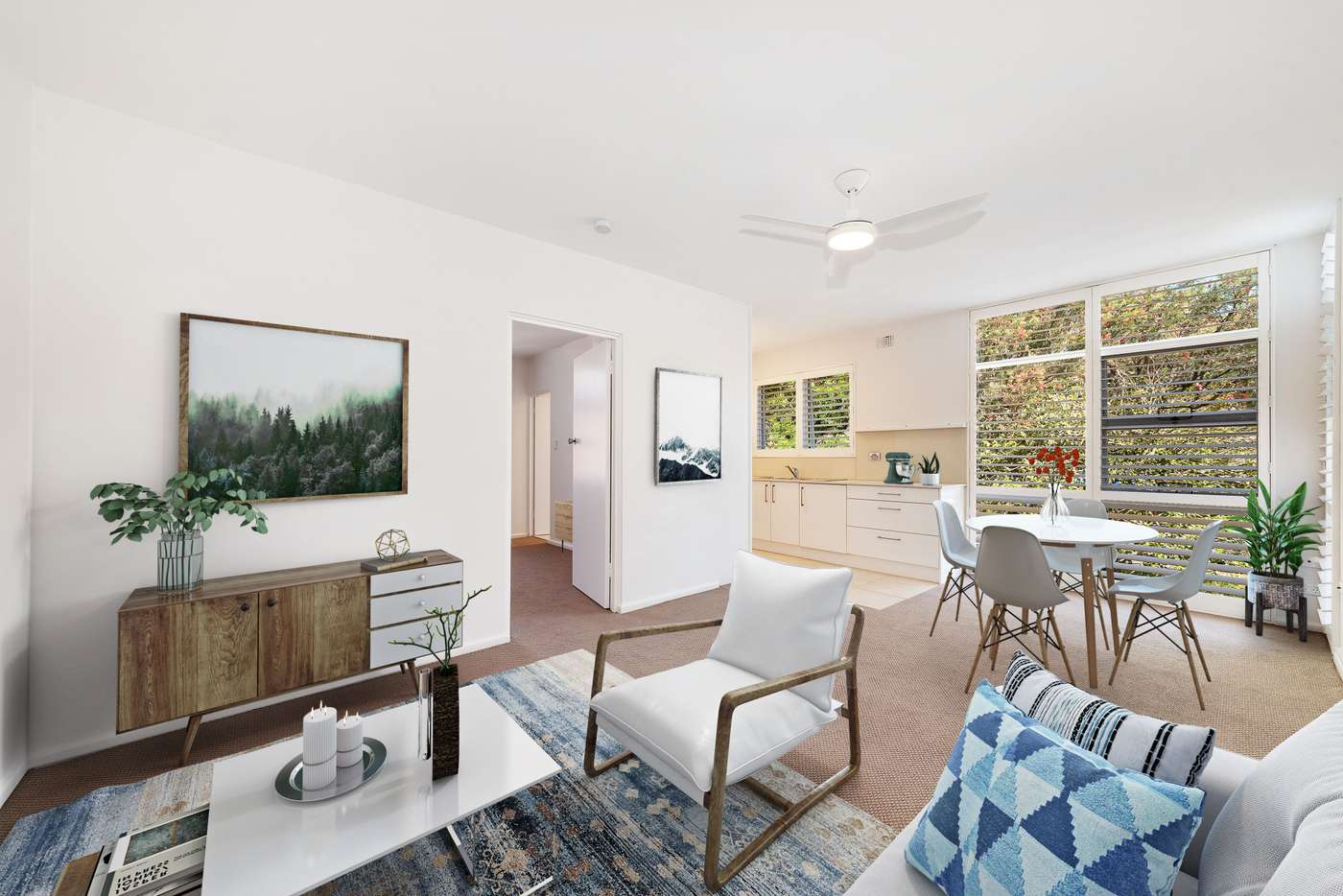 Main view of Homely apartment listing, 3/4 Harland Road, Fairlight NSW 2094