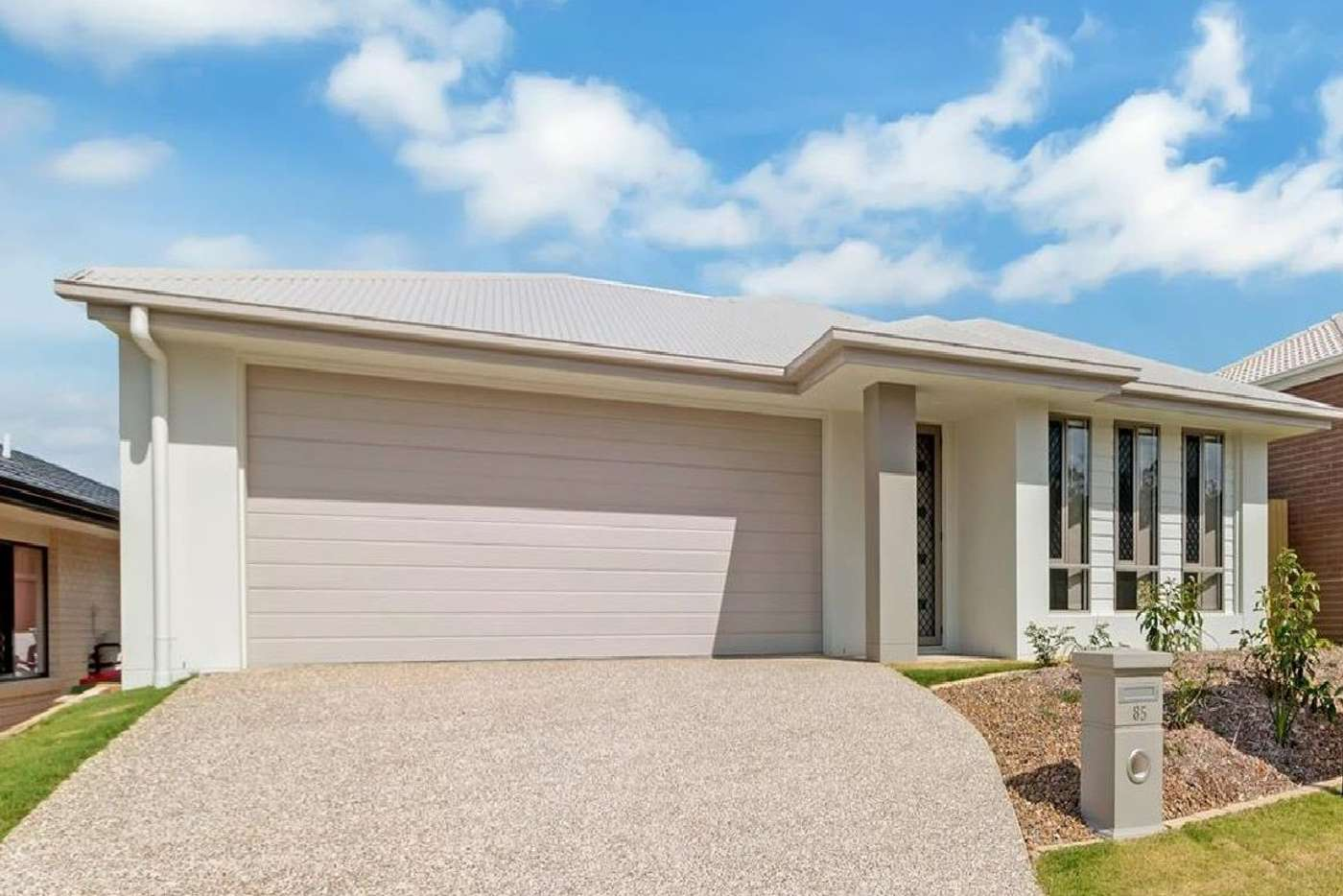 Main view of Homely house listing, 85 Daybreak Street, Yarrabilba QLD 4207