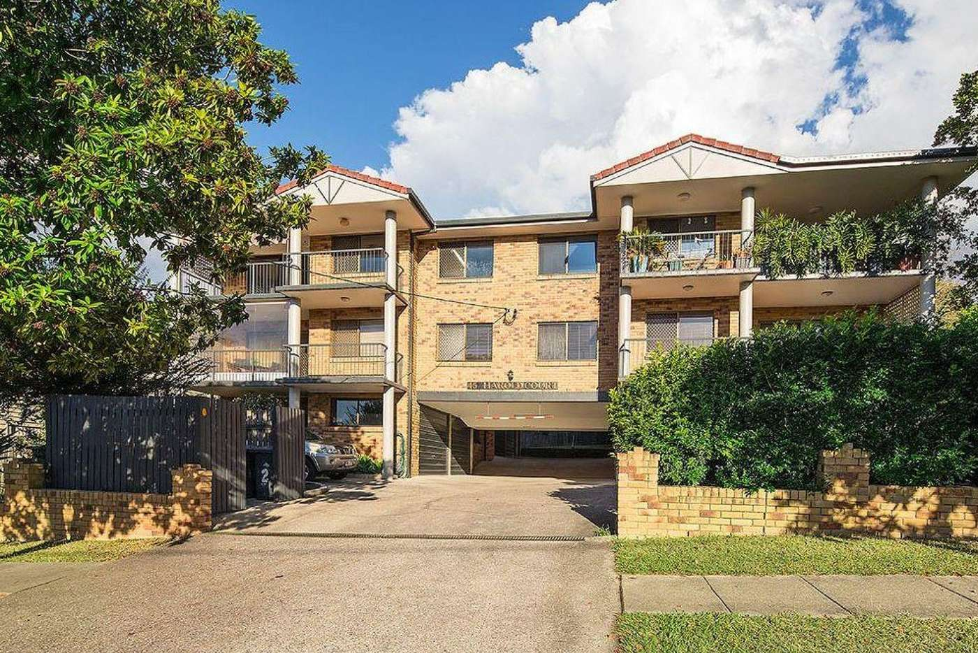 Main view of Homely unit listing, 4/45 Harold Street, Holland Park QLD 4121