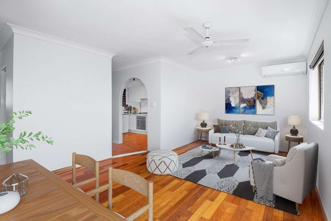 Main view of Homely apartment listing, 4/34 Winchester Street, Hamilton QLD 4007