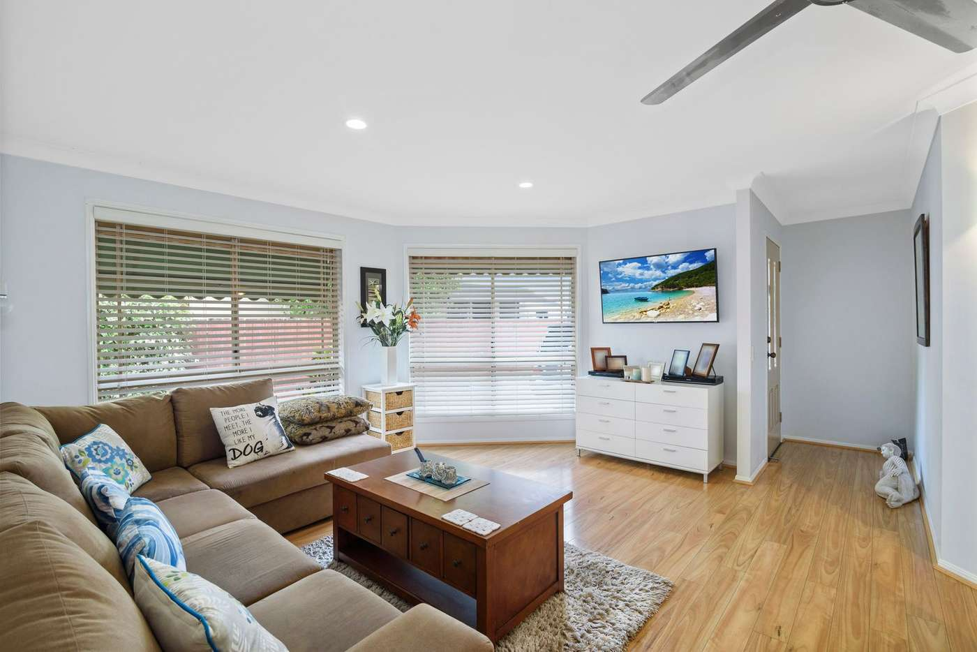 Main view of Homely semiDetached listing, 1/66 Third Avenue, Palm Beach QLD 4221