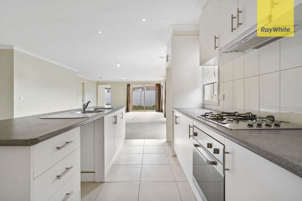 Second view of Homely unit listing, 1/54 Lomandra Bowl, Harkness VIC 3337