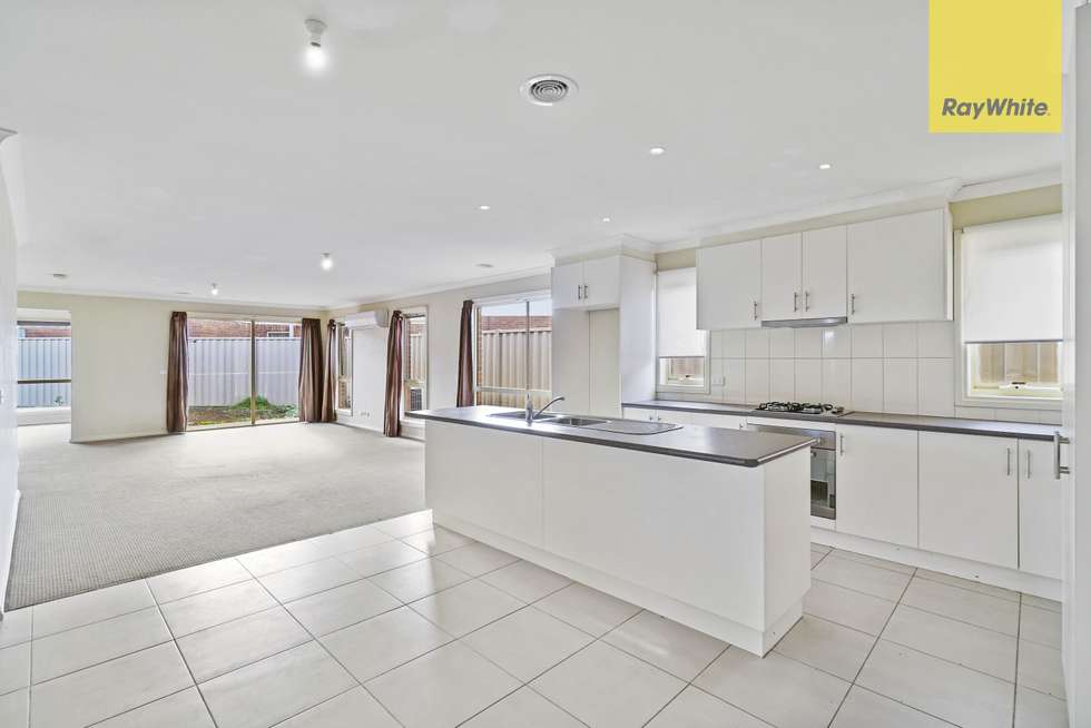 Third view of Homely unit listing, 1/54 Lomandra Bowl, Harkness VIC 3337