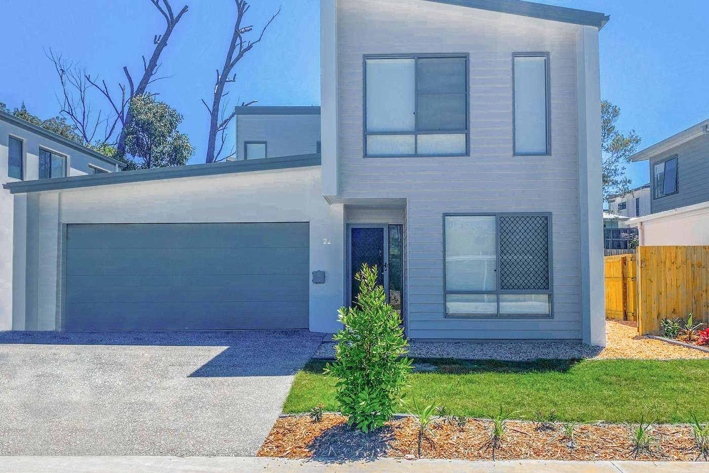 Main view of Homely townhouse listing, 22/46 Seashell Avenue, Coomera QLD 4209