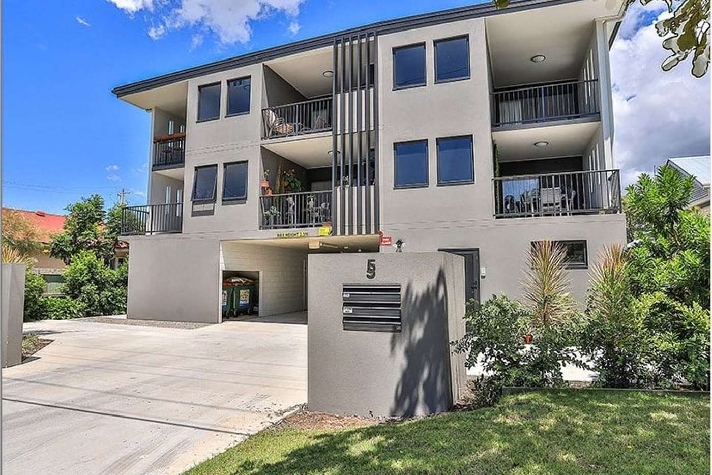 Main view of Homely apartment listing, 2/5 Hodgson Street, Zillmere QLD 4034