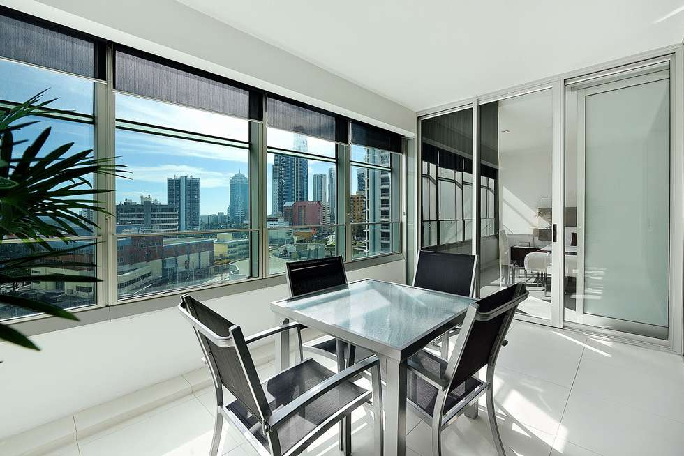 Second view of Homely apartment listing, 810/9 Hamilton Avenue, Surfers Paradise QLD 4217