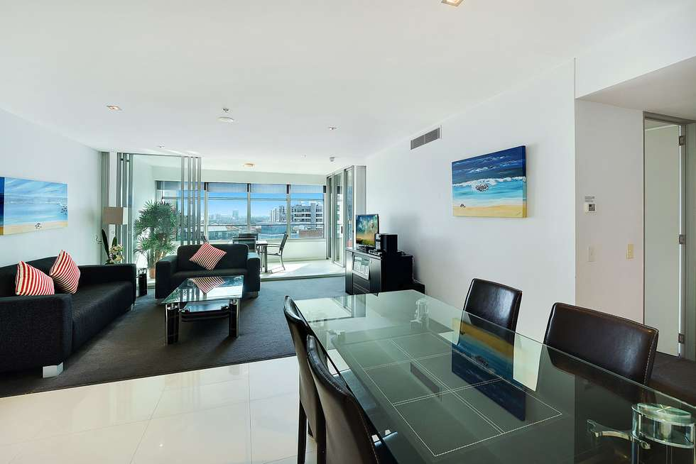 Third view of Homely apartment listing, 810/9 Hamilton Avenue, Surfers Paradise QLD 4217