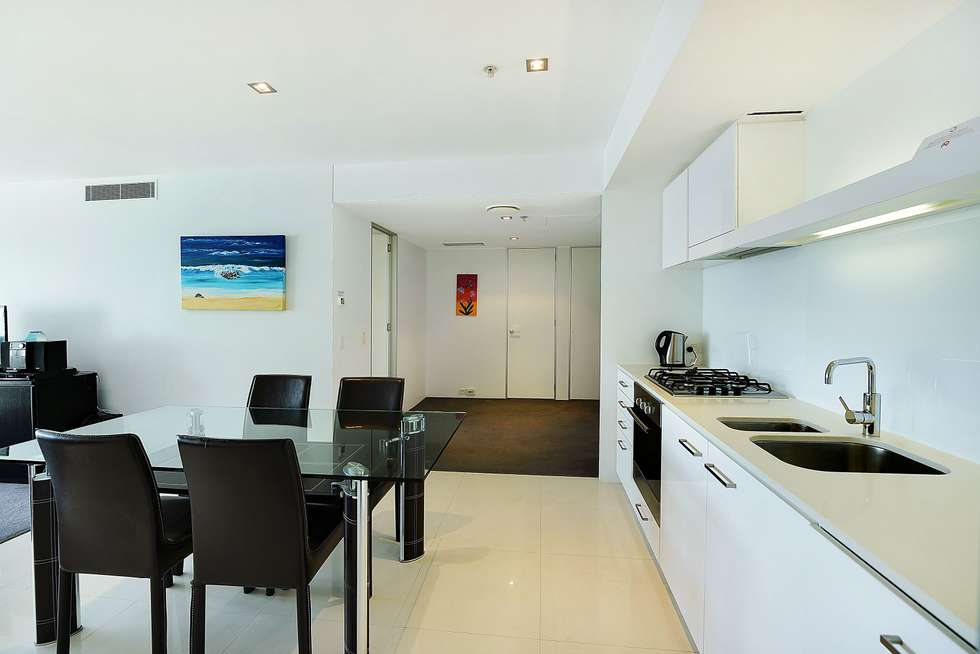 Fourth view of Homely apartment listing, 810/9 Hamilton Avenue, Surfers Paradise QLD 4217