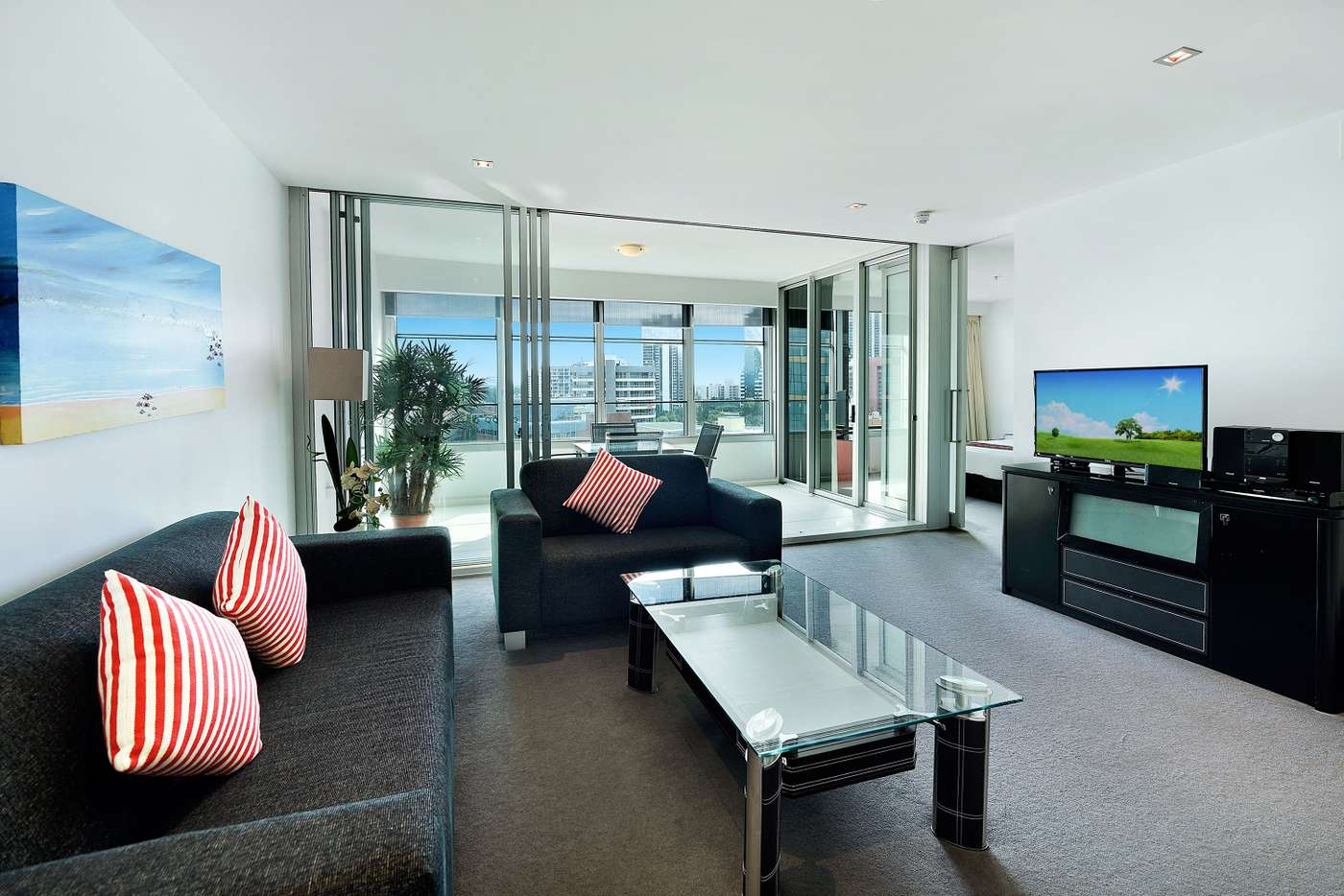 Fifth view of Homely apartment listing, 810/9 Hamilton Avenue, Surfers Paradise QLD 4217