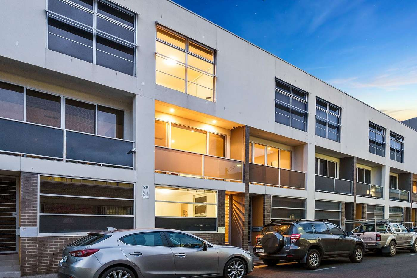 Main view of Homely townhouse listing, 127A Ifould Street, Adelaide SA 5000