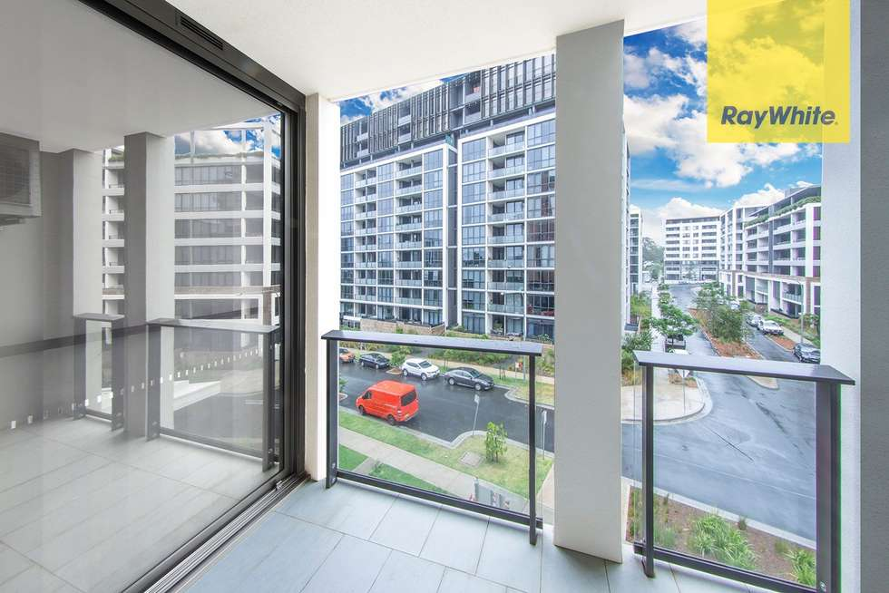 Fourth view of Homely unit listing, 308C/3 Broughton Street, Parramatta NSW 2150