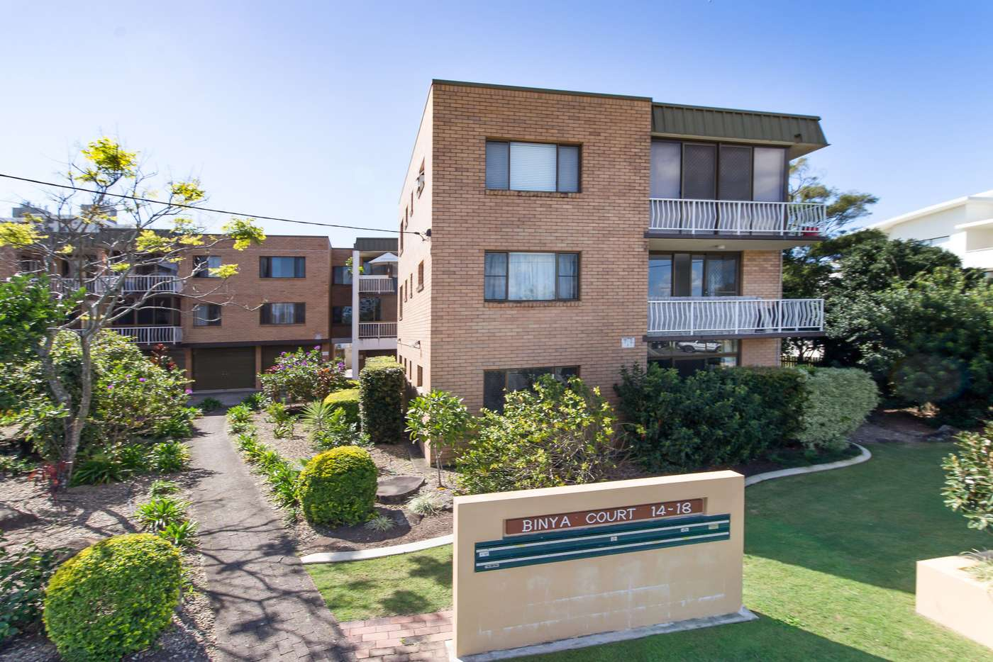 Main view of Homely unit listing, 12/14-18 Anzac Avenue, Maroochydore QLD 4558