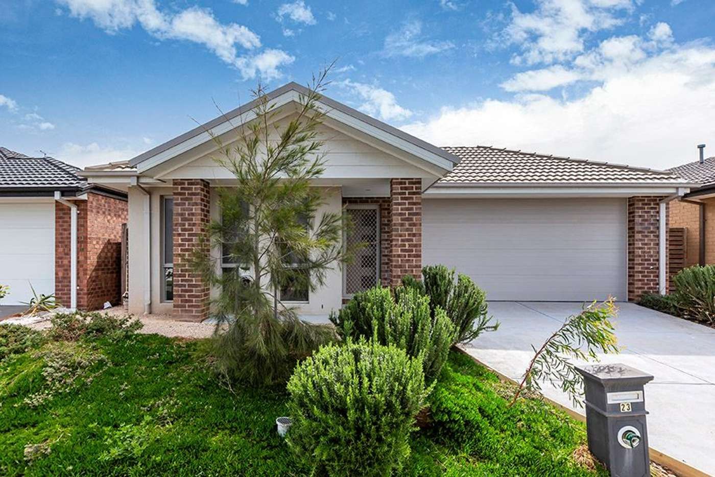 Main view of Homely house listing, 23 Gardener Drive, Point Cook VIC 3030