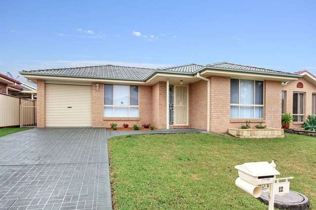 12 Glen Ayre Avenue, Horsley NSW 2530