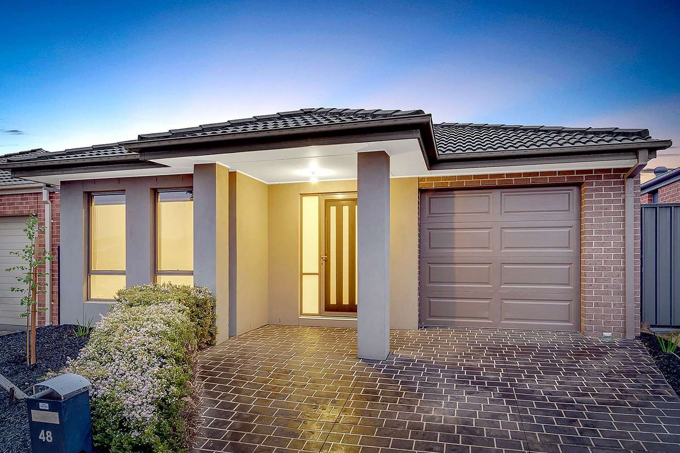 Main view of Homely house listing, 48 Moor Park Drive, Craigieburn VIC 3064