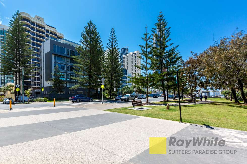 Third view of Homely studio listing, 1101/25 Laycock Street, Surfers Paradise QLD 4217