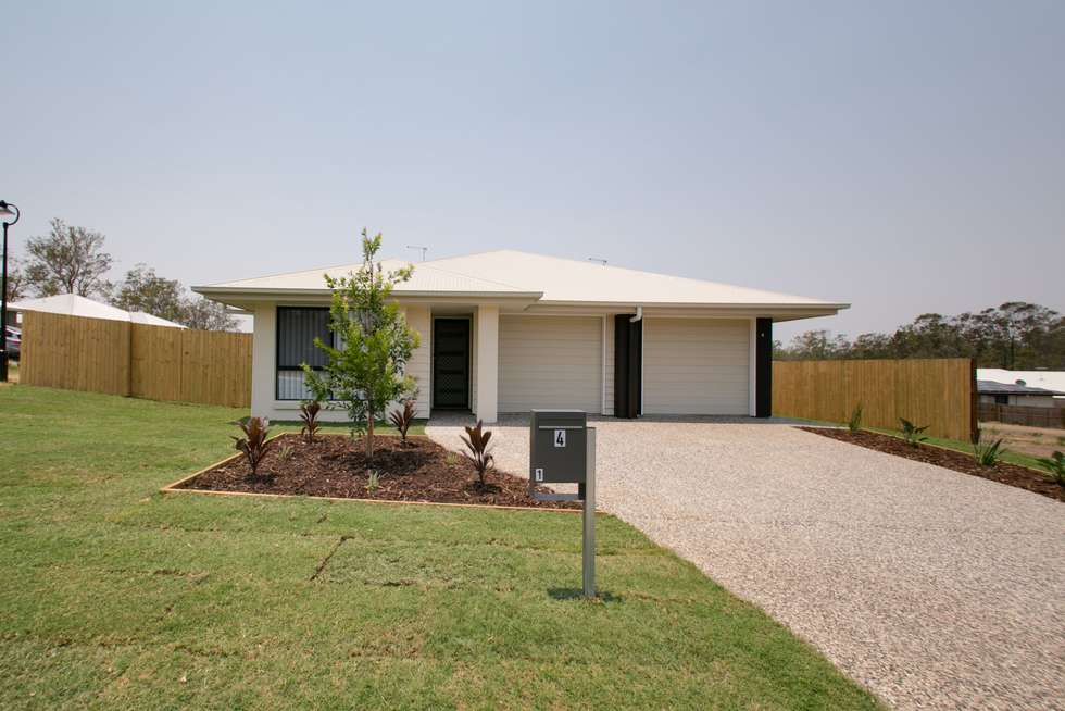Second view of Homely house listing, 1/4 Larter Street, Brassall QLD 4305