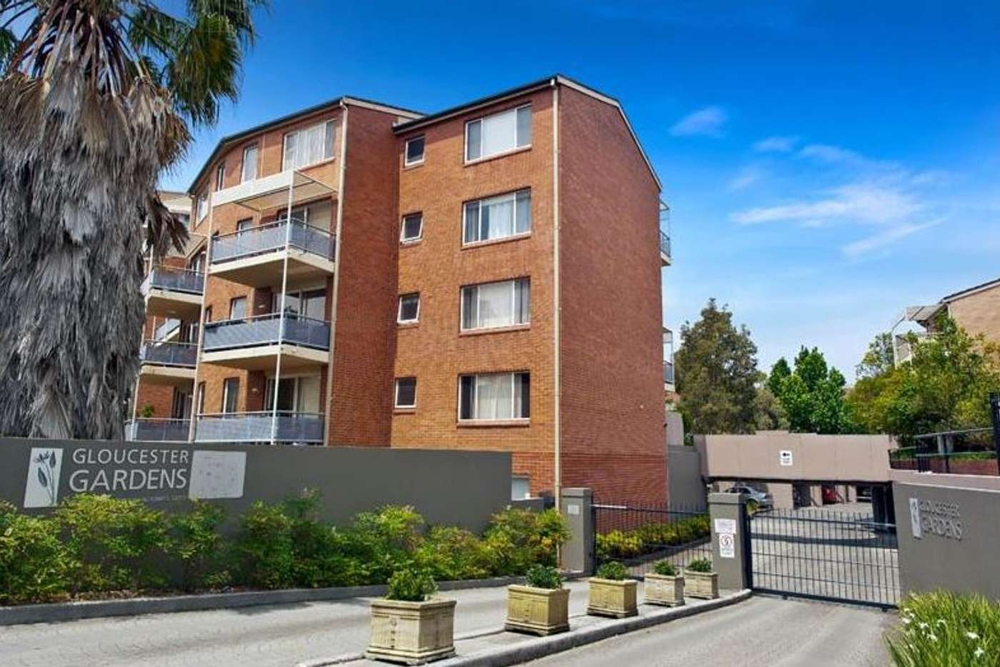 Main view of Homely apartment listing, 61/1-7 Gloucester Place, Kensington NSW 2033