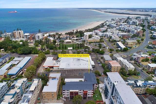 Unit 8/3 Sykes Avenue, Kings Beach QLD 4551