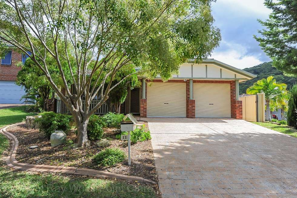 Second view of Homely house listing, 11 Oxley Place, Point Clare NSW 2250