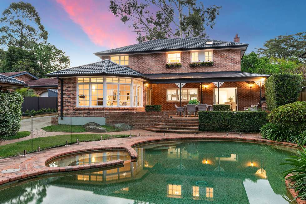 Second view of Homely house listing, 8 Rushall Street, Pymble NSW 2073