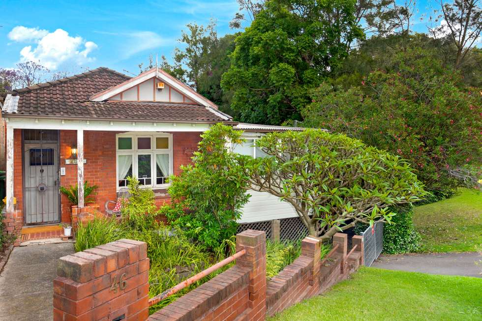 Second view of Homely house listing, 46 Dalleys Road, Naremburn NSW 2065
