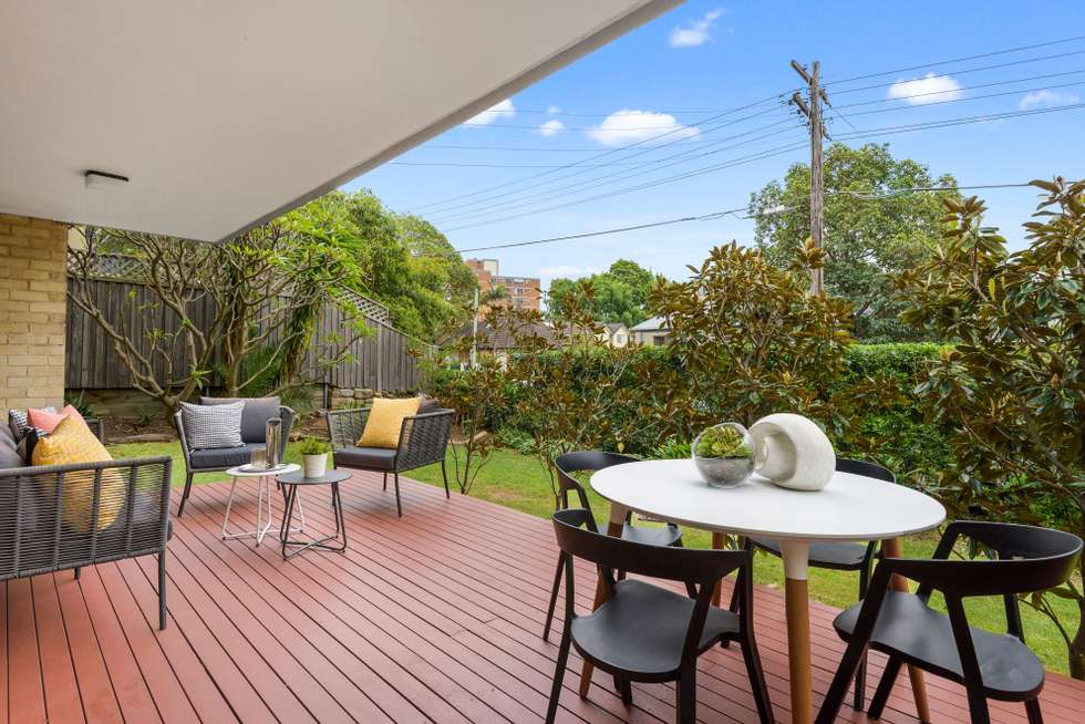 Second view of Homely apartment listing, 5/5-13 Belgrave Street, Cremorne NSW 2090