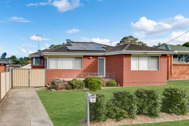 98 Macquarie Avenue, Campbelltown NSW 2560