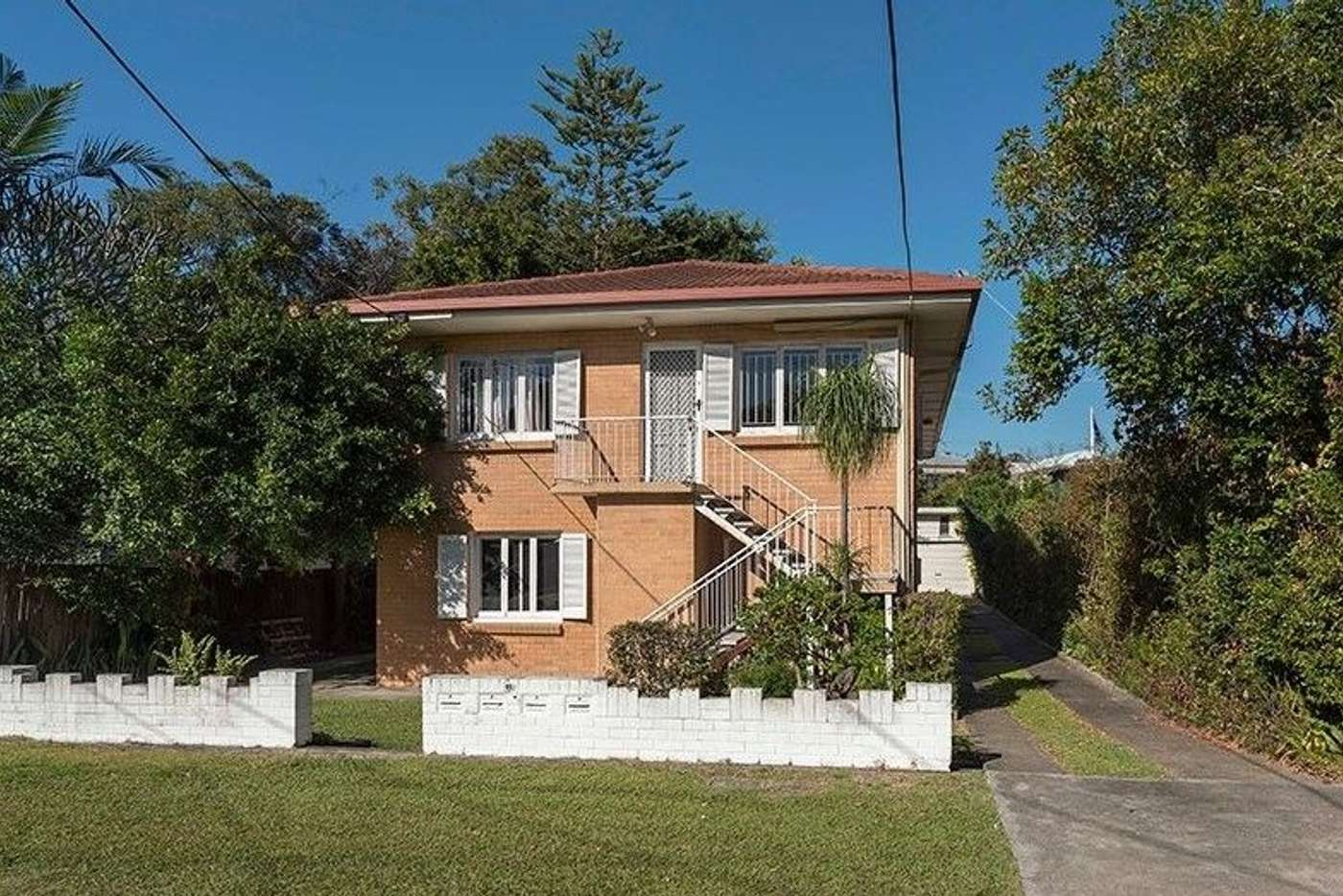 Main view of Homely house listing, 1/93 York, Coorparoo QLD 4151