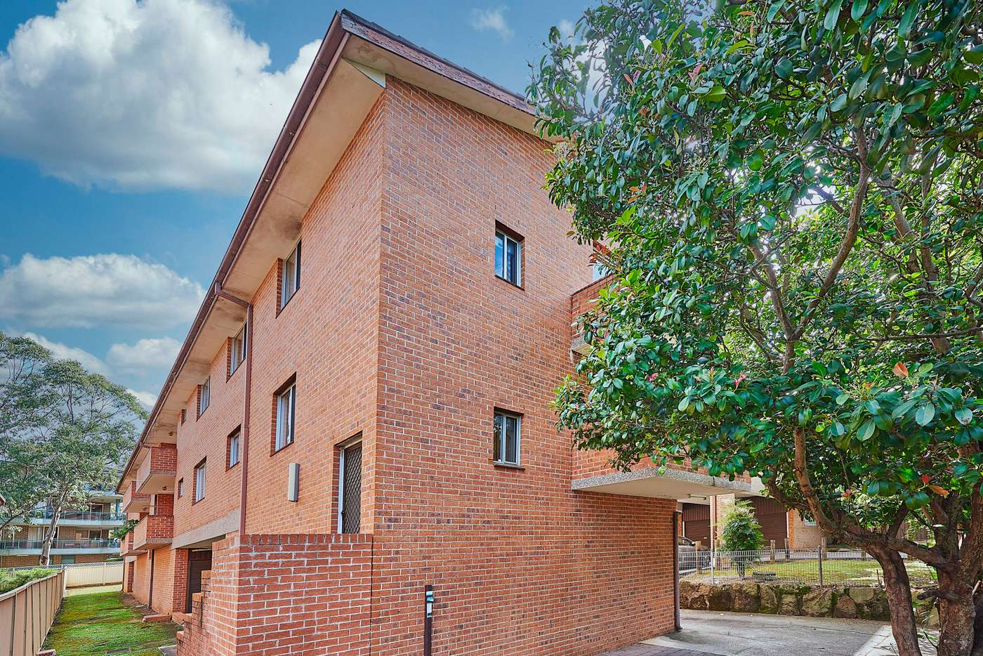 Main view of Homely unit listing, 5/12 Jessie Street, Westmead NSW 2145