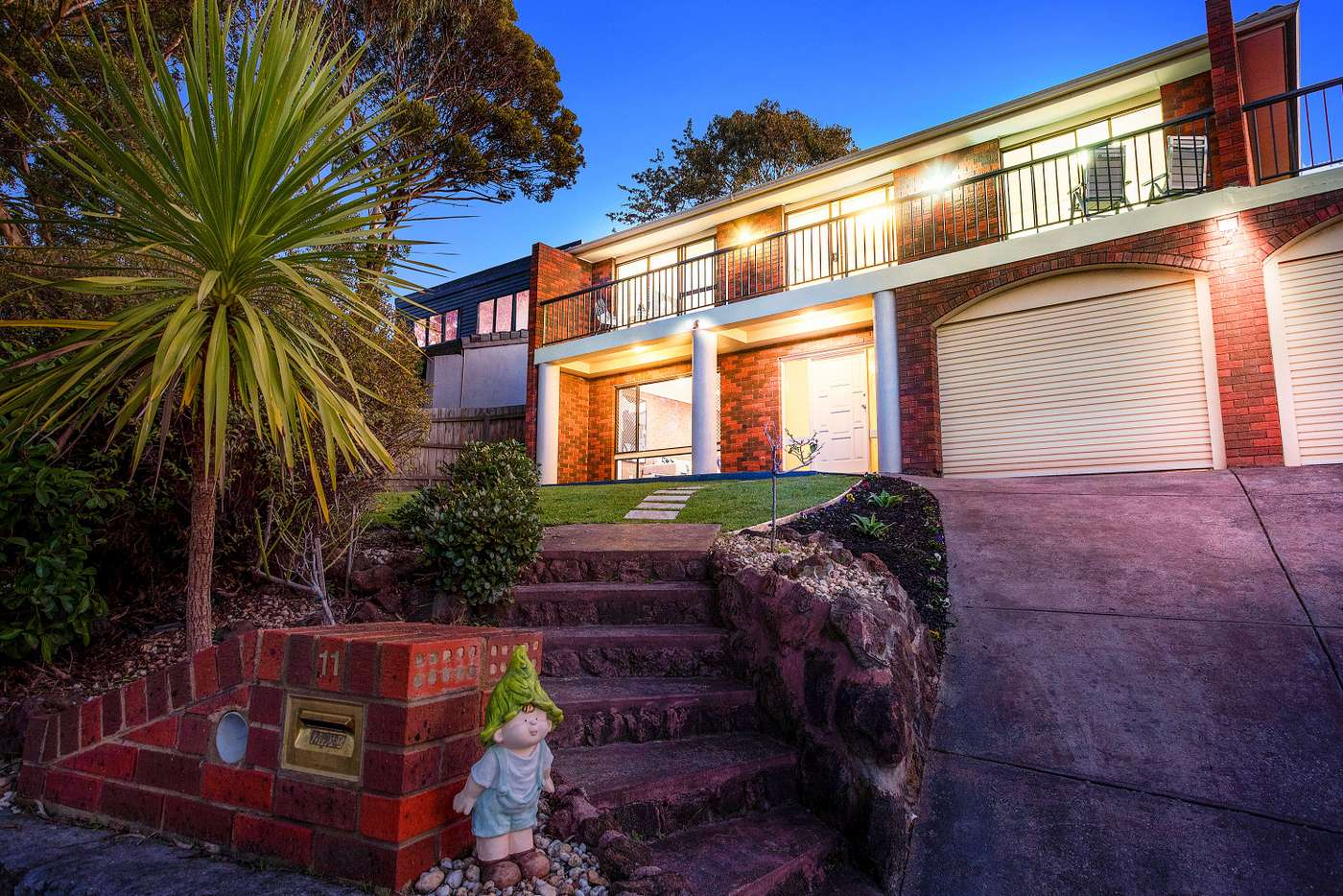 Main view of Homely house listing, 11 Alvanley Court, Mulgrave VIC 3170
