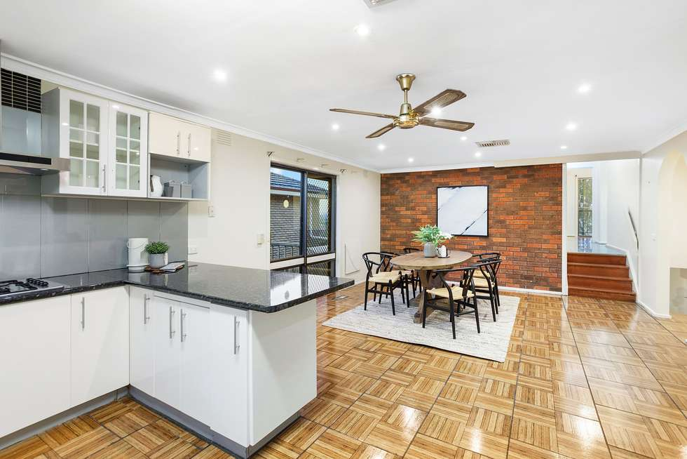 Fourth view of Homely house listing, 11 Alvanley Court, Mulgrave VIC 3170