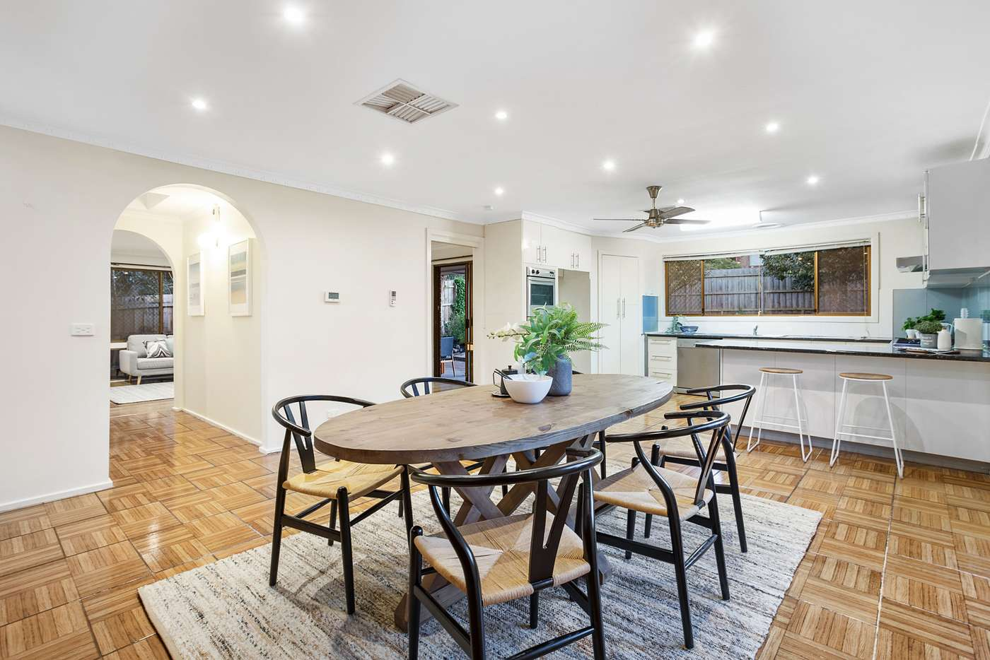 Fifth view of Homely house listing, 11 Alvanley Court, Mulgrave VIC 3170