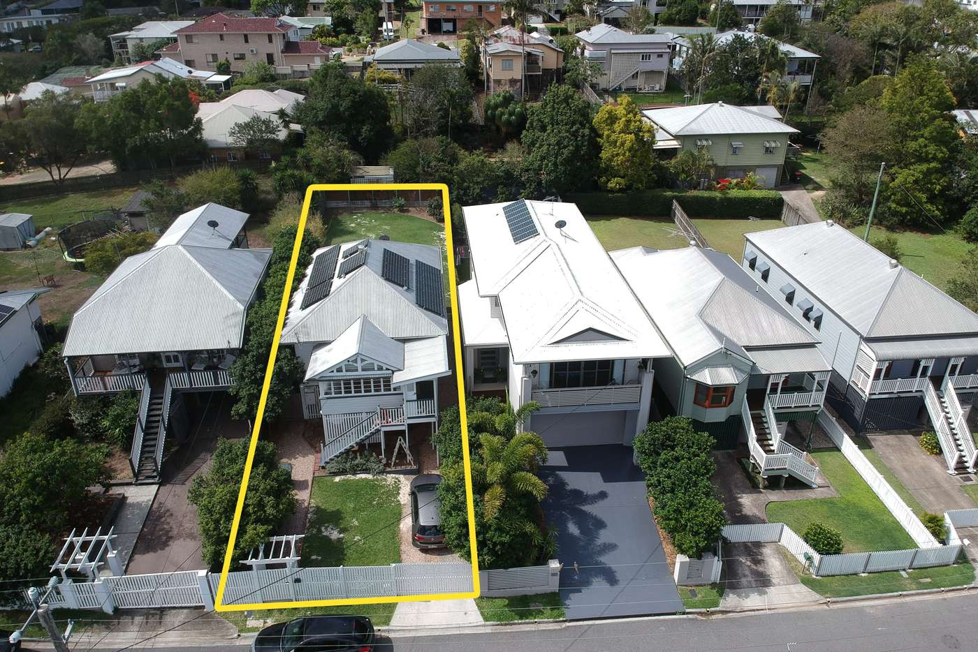 Main view of Homely house listing, 23 South Street, Newmarket QLD 4051