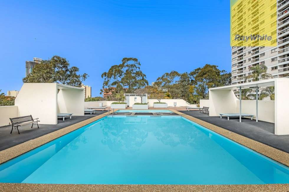Fourth view of Homely apartment listing, 2J/15 Campbell Street, Parramatta NSW 2150