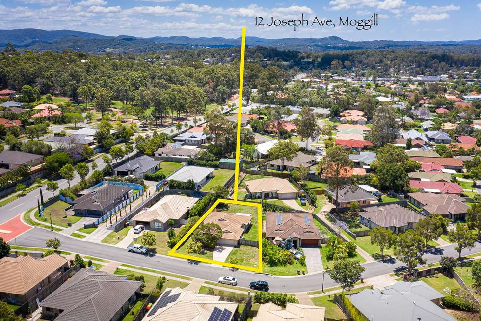 Third view of Homely house listing, 12 Joseph Avenue, Moggill QLD 4070
