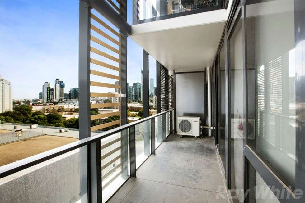Fourth view of Homely apartment listing, 510/39 Coventry Street, Southbank VIC 3006