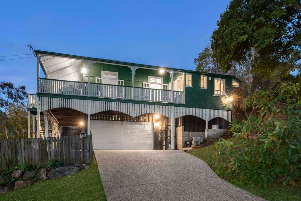 Second view of Homely house listing, 27 Gaunt Street, Newmarket QLD 4051