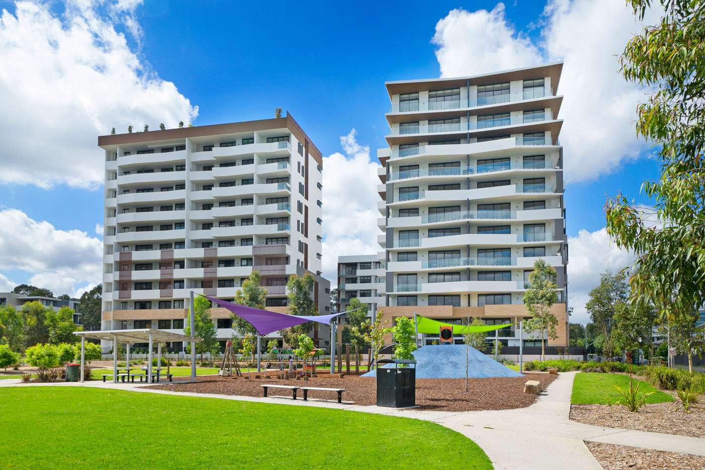 Main view of Homely unit listing, 815/100 Fairway Drive, Norwest NSW 2153