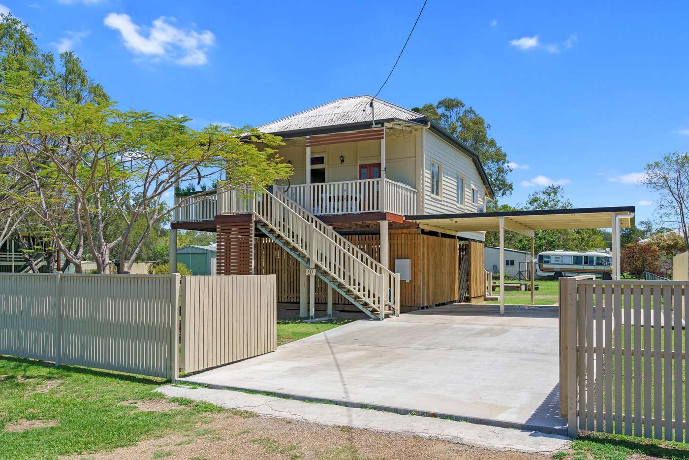 Main view of Homely ruralOther listing, 87 Ivory Creek Road, Toogoolawah QLD 4313