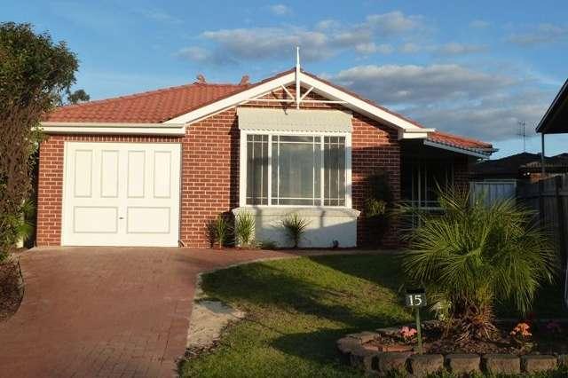 15 Jillak Close, Glenmore Park NSW 2745