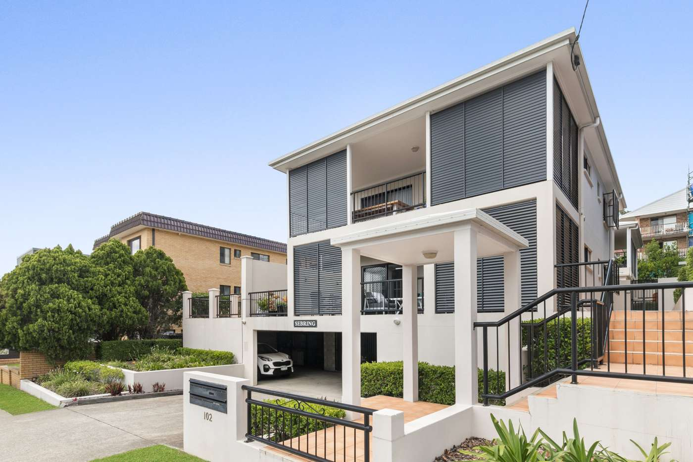 Main view of Homely unit listing, 1/102 Sherwood Road, Toowong QLD 4066