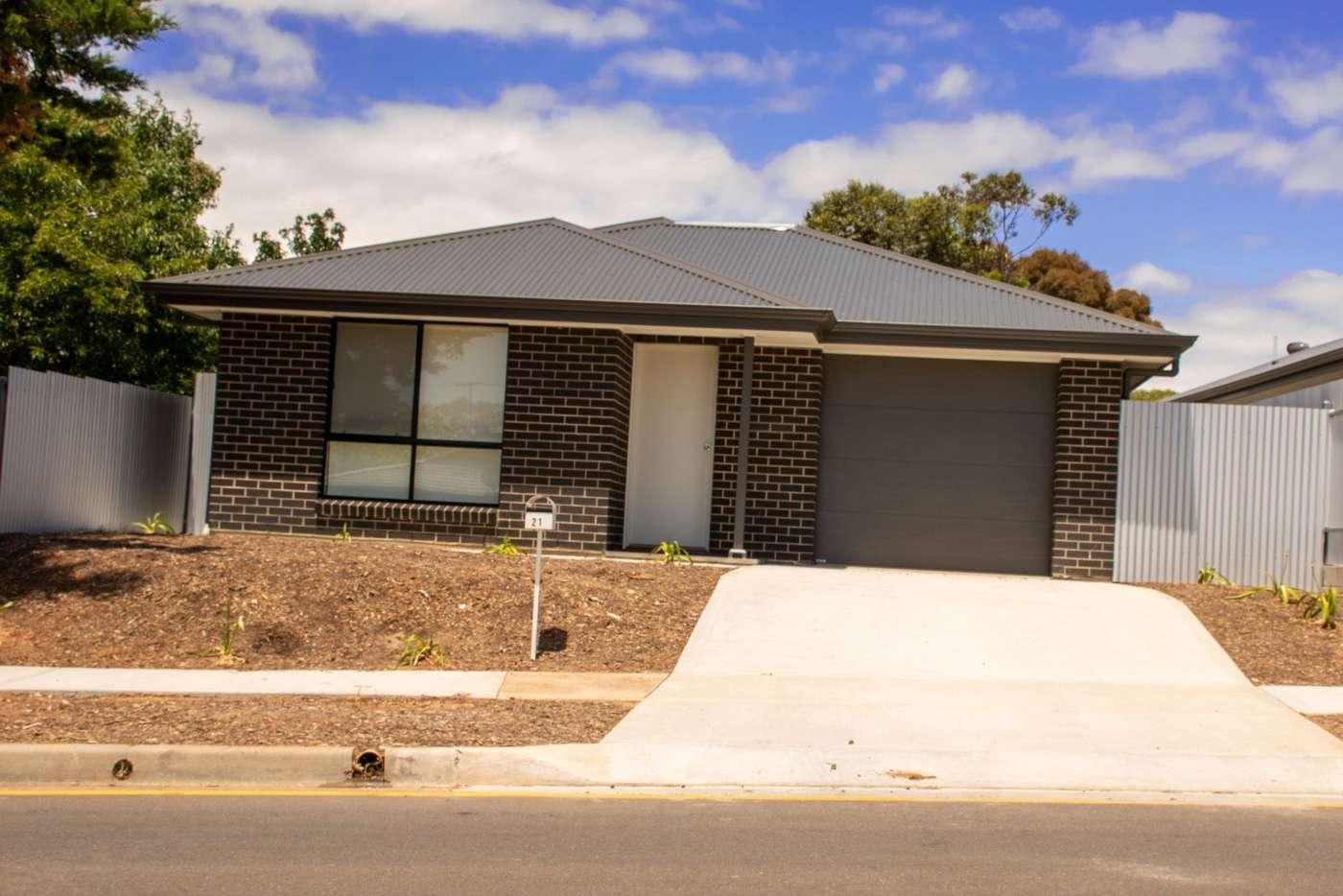 Main view of Homely house listing, 21 Wangara Avenue, Morphett Vale SA 5162