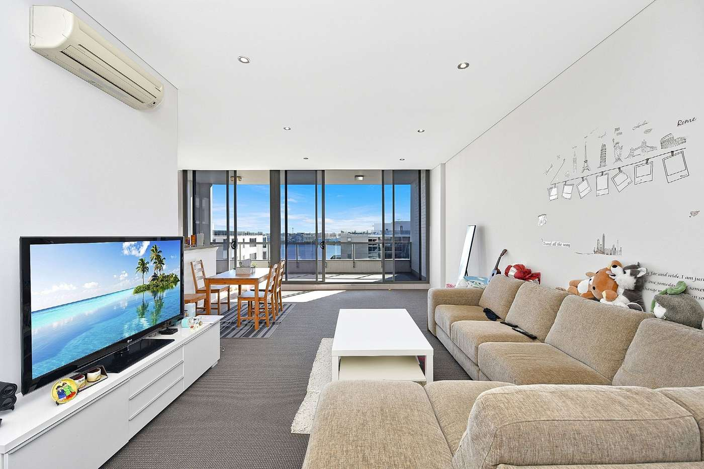 Main view of Homely apartment listing, 831/4 Marquet Street, Rhodes NSW 2138