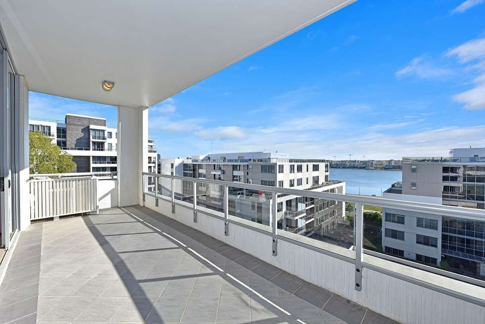 Second view of Homely apartment listing, 831/4 Marquet Street, Rhodes NSW 2138