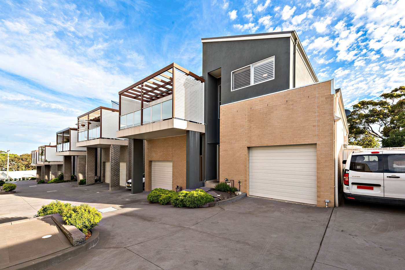Main view of Homely townhouse listing, 8/97 Wallsend Street, Kahibah NSW 2290