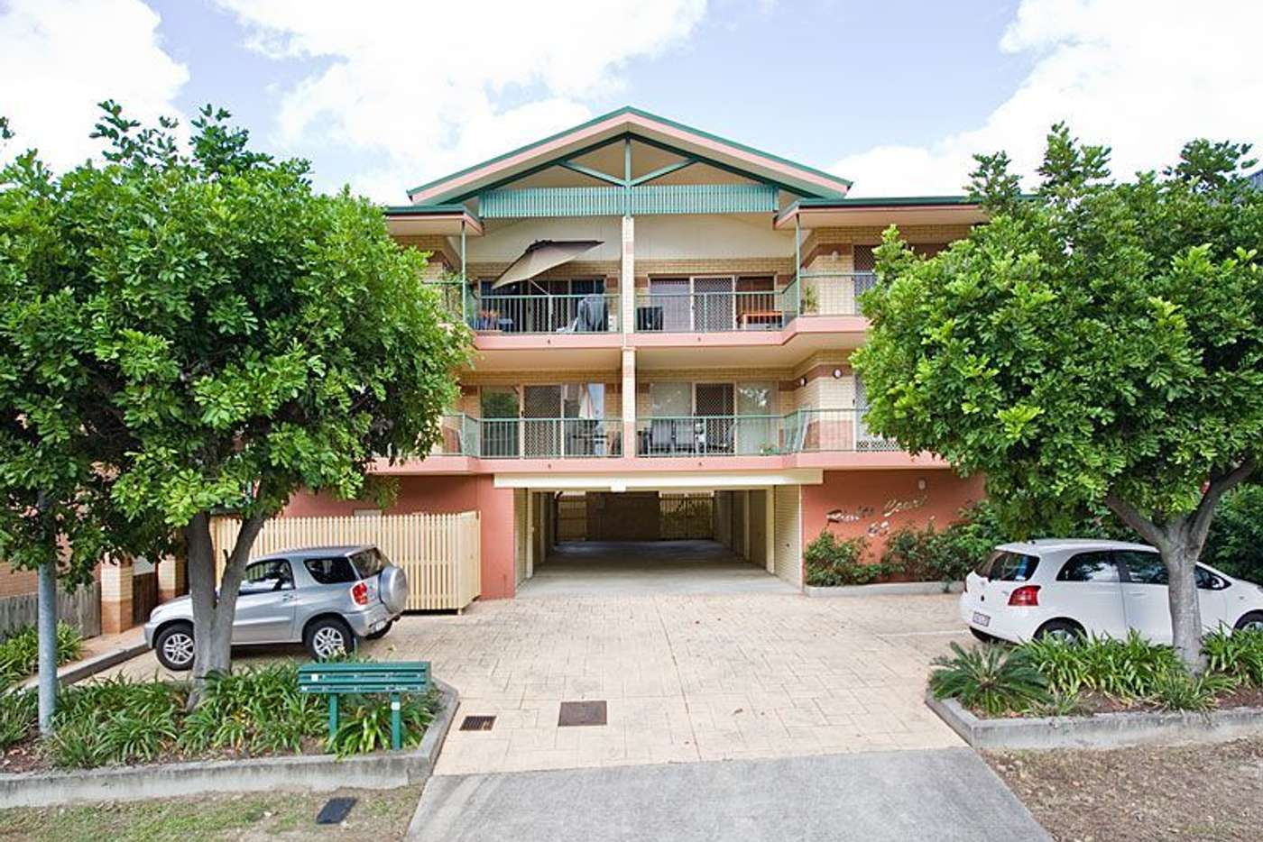 Main view of Homely unit listing, 2/60 Rialto Street, Coorparoo QLD 4151