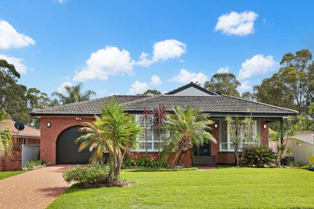 31 Holmegate Crescent, Cranebrook NSW 2749