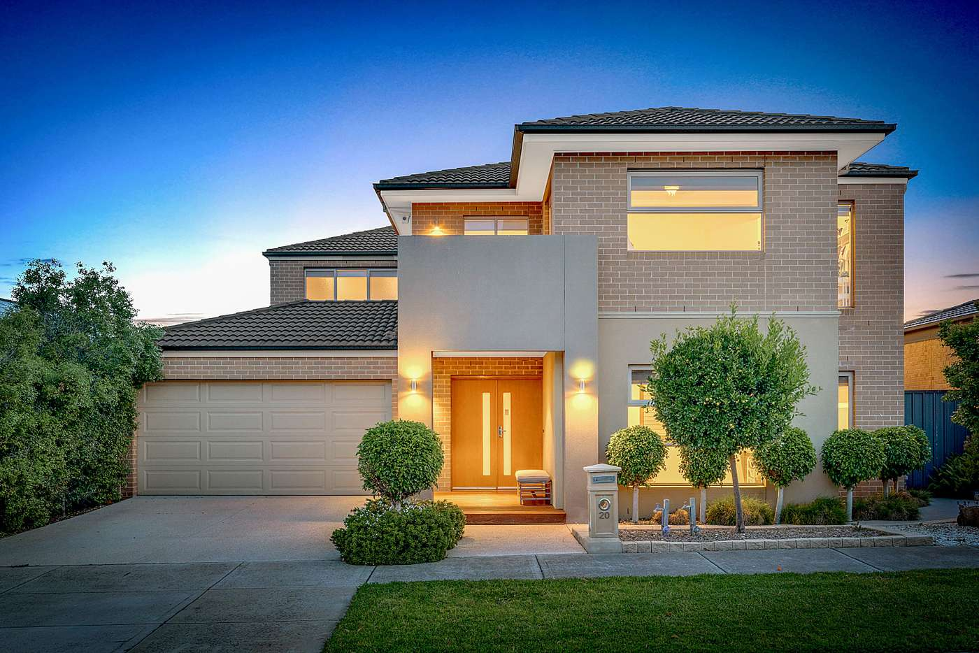 Main view of Homely house listing, 20 Penfold Street, Craigieburn VIC 3064