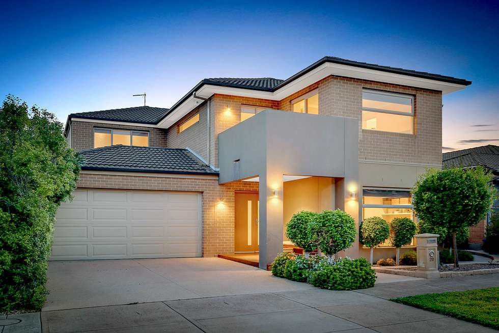 Second view of Homely house listing, 20 Penfold Street, Craigieburn VIC 3064